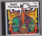 Kool & The Gang ‎ Spirit Of The Boogie CD TOP !!!!!!