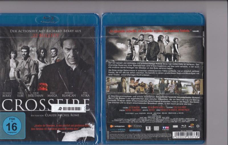 Crossfire [Blu-ray] Neu +OVP
