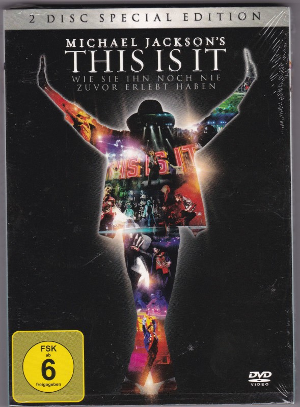 Michael Jackson's This Is It - 2 Disc Special Edition