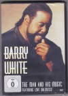 BARRY WHITE - THE MAN AND HIS MUSIC DVD Neu OVP