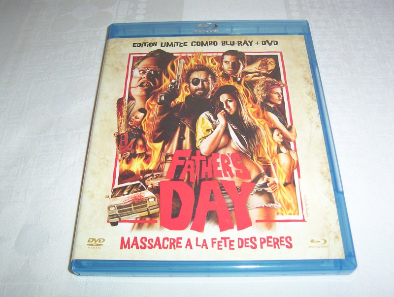 Fathers Day  -2 Disc Bluray+DVD-