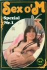 SEX O M SPECIAL Nr 1 - 1979  Pregnant Schwanger