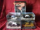 James Bond Leben und sterben. DVD und 4 Modellautos aus Film