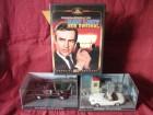 James Bond Man lebt nur ... DVD und 2 Modellautos aus Film