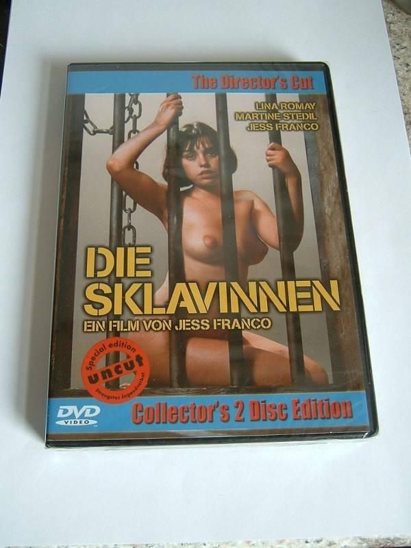 Die Sklavinnen (2 DVD´s, extrem selten)