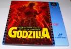 Godzilla Box Laserdisc- von Astro - in deutsch/Pal -