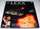 Lexx - The Dark Zone Box - Laserdisc - in deutsch/Pal - 3 LD