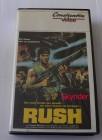 Rush VHS - Constantin Video -