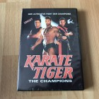 KARATE TIGER  10 - THE CHAMPIONS  DVD Neu Ovp