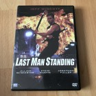 LAST MAN STANDING mit Jeff Wincott DVD uncut
