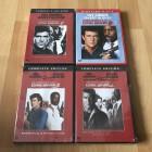 LETHAL WEAPON 1 - 4 auf insgesamt 4 DVDs