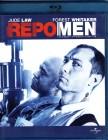 REPO MEN Blu-ray - Jude Law Forest Whitaker - klasse!