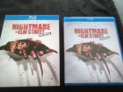 Nightmare on Elm Street Collection/Uncut Blu-Ray´s Teil 1-7