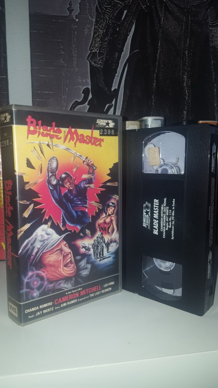 Blade Master - Screentime VHS