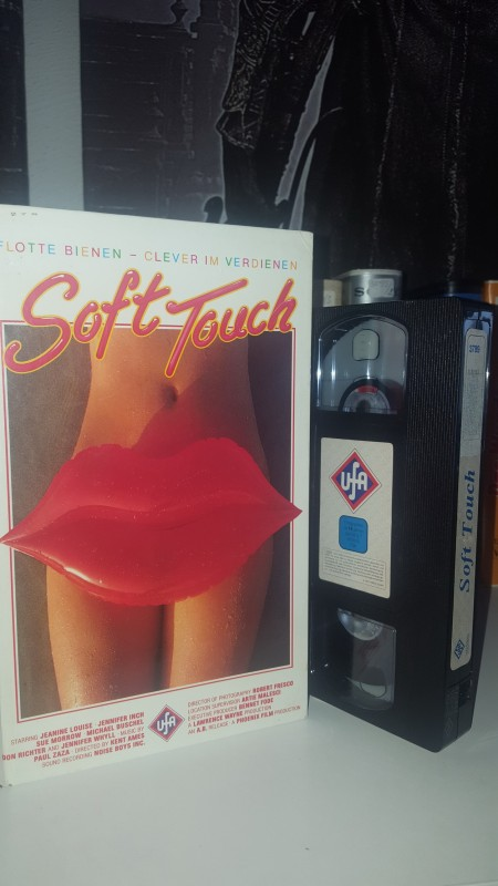 Soft Touch - UFA Hartbox VHS