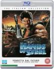 Paco - Die Kampfmaschine des Todes - UK Blu-ray - 88 Films