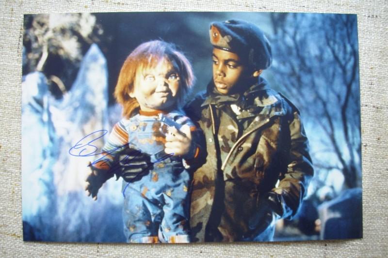 Original Autogramm Brad Dourif (Chucky)