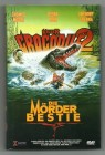 KILLER CROCODILE 2, grosse Hartbox, X-rated, Dvd