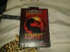 Mortal Kombat-Mega Drive -Sega