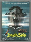 DEATH SHIP, Blu-ray + Dvd Mediabook, X-rated