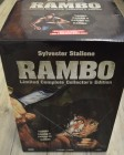 RAMBO - LIMITED COMPLETE COLLECTORS EDITION - BÜSTE + 8 DVDs