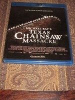 Michael Bay's Texas Chainsaw Massacre Blu Ray Top