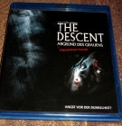 THE DESCENT 1 & 2 //// 2 x  Blu Ray Uncut