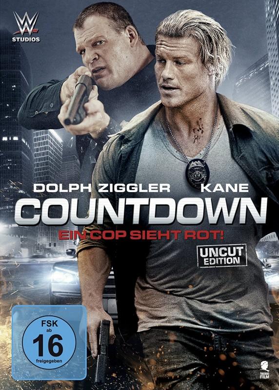 Countdown - Ein Cop sieht Rot ( Uncut ) ( Neu 2017 )