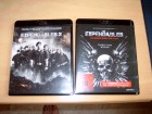 The Expendables - Teil 1 + Teil 2 - 2 Blu Rays