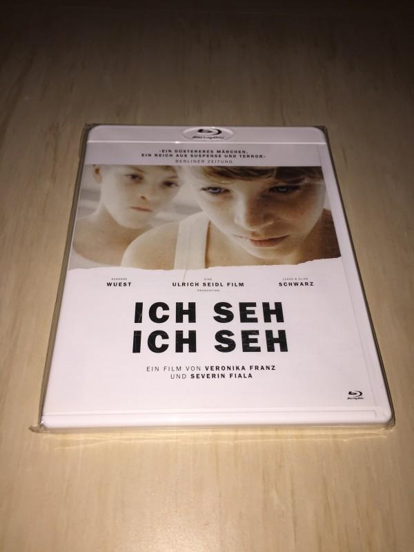 Ich seh, ich seh - Blu-ray