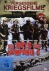 3x Die Boys Von Kompanie C - Vergessene Kriegsfilme Vol. 8