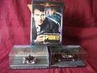 James Bond Die Spion der mich... DVD und 3 Modelle aus Film