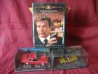 James Bond Der Mann mit dem.. DVD und 2 Modellautos aus Film