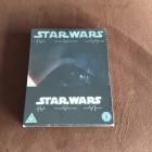 STAR WARS - EPISODE 4-6 - Blu Ray STEELBOOK - NEU & OVP - UK