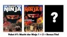 WMM Sommerpaket: Macht der Ninja 1+2+Bonus (NEU) ab 1€