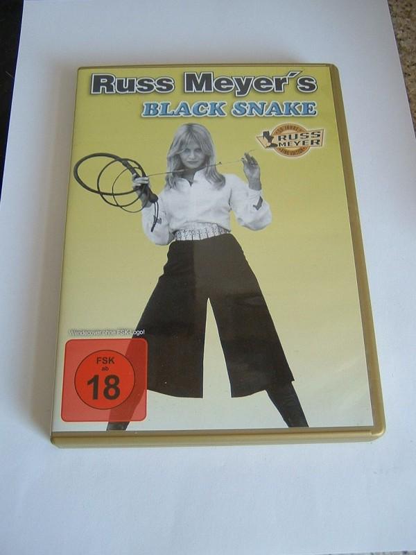 Russ Meyer: Black Snake (sehr selten)