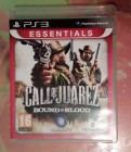 Call of Juarez Bound in Blood PlayStation 3 PS3 Unzensiert