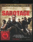 Sabotage - Uncut Version (Arnold Schwarzenegger / Blu-ray)