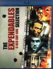 THE EXPENDABLES SELECTION 6x Blu-ray Box Van Damme Seagal