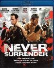 NEVER SURRENDER Blu-ray -harte Kampf Action mit MMA Fighters