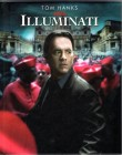 ILLUMINATI Blu-ray Mediabook Tom Hanks Ron Howard Mystery