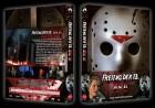 Freitag der 13. Teil VI Jason Lebt Mediabook 3-Disc