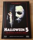 Halloween 5 Mediabook Cover B von NSM