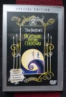 Nightmare Before Christmas DVD TIm Burton