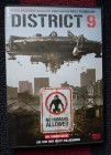 District 9 DVD No Humans Allowed