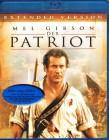 DER PATRIOT Blu-ray - Mel Gibson Emmerich Bürgerkrieg Action