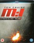 MISSION IMPOSSIBLE TRILOGY 3x Blu-ray Tom Cruise Action