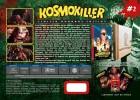 Kosmokiller - Sie fressen alles * Holzbuch - BD - Limit 66