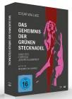DAS GEHEIMNIS DER GRÜNEN STECKNADEL Mediabook - OVP