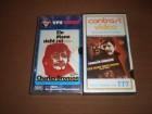 Death Wish 1 + 2  VHS Glasboxen komplett